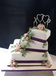 3 tier wedding cake 3 tier square wedding cakes atdisability