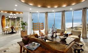 beach home decorating decorations gorgeous eclectic living room with white fabric sofa