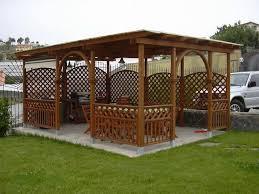 gazebo da giardino in legno prezzi gazebo da giardino in legno gazebo migliori gazebo in legno