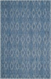 Safavieh Outdoor Rug Blue Indoor Outdoor Rug Safavieh Courtyard Cy8522 36822