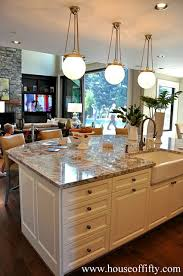 Kitchen Island With Sink Large Kitchen Island Isabella U0026 Max Rooms Street Of Dreams