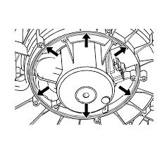chevrolet sonic repair manual blower motor replacement blower