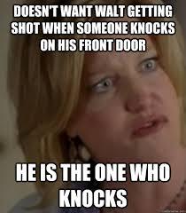 Skyler Meme - funny for breaking bad skyler funny www funnyton com