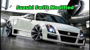 suzuki every modified modified suzuki maruthi swift 2017 gearshift bikes and cars