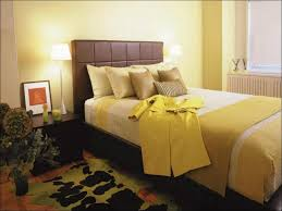 bedroom awesome grey and yellow bedding ideas yellow paint for