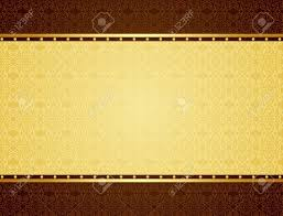 Invitation Card Background Gold Background For Design Of Cards And Invitation Royalty Free