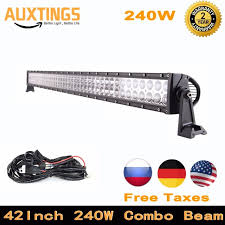 Led Driving Lights Automotive Online Shop Automotive Led Light Bar 42inch 240w 4x4 Combo Beam
