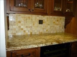 Faux Stone Kitchen Backsplash Kitchen Rock Tile Bathroom Black River Rock Stone Mosaic