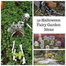 Fairy Gardens Ideas by 50 Halloween Fairy Garden Ideas Homadein