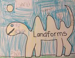 map ideas easy and multisensory landform and map ideas scholastic