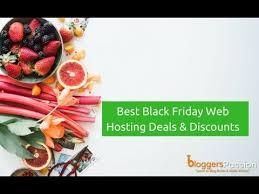 best black friday deal 2017 best black friday web hosting deals 2017 edition for bloggers