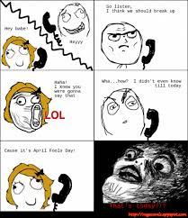 Meme Comic Funny - the break up funny meme funny memes and pics