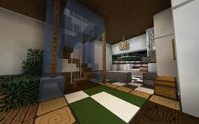 Minecraft Furniture Kitchen Interior Kitchen Modern Igloo Hub House Gallery Sixtygig