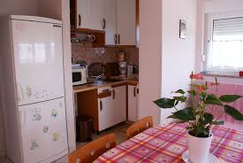 Cuisine 8m2 by Accommodation Marino Krk Islands Adriasun