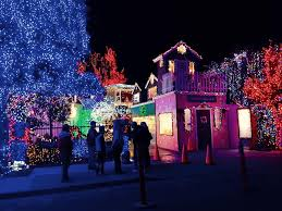 the best neighborhoods for holiday lights in the bay area sfgate