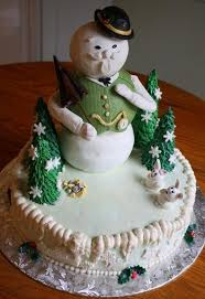 Christmas Cake Decorations Pinterest by 3752 Best Christmas Winter Cakes Images On Pinterest Christmas