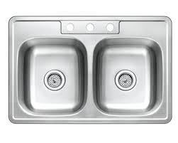 Kitchen Sink Top Metal Kitchen Sink