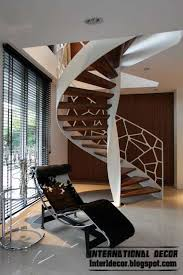 Duplex Stairs Design Home Exterior Designs Spiral Staircase Interior Stairs