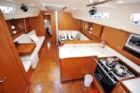 Boat Interior Kitchen Design Boat Living Pinterest Boat - Boat interior design ideas