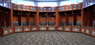 sports locker rooms open up on youtube tours speeches and