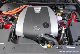 lexus hybrid v6 2014 lexus gs 450h hybrid exterior 004 the truth about cars