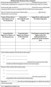 Business Template Plan by Business Plan Template