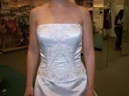 oleg cassini wedding dress oleg cassini wedding dress size 10 bridal gown bravobride