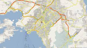 Tunis Metro Map by Map Of Athens Travel Map Vacations Travelsfinders Com