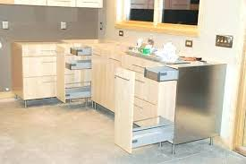trash cans for kitchen cabinets ikea trash can kitchen cabinet trash pull out the kitchen midlife in