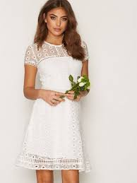 white party dresses graduation dress nly trend white party dresses clothing