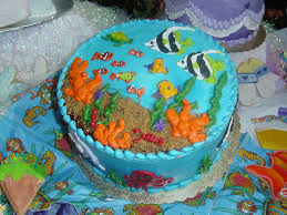fish birthday cakes cakes designs for kids fish birthday cake ideas best
