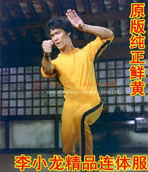 bruce yellow jumpsuit vintage bruce costume yellow jumpsuit kung fu