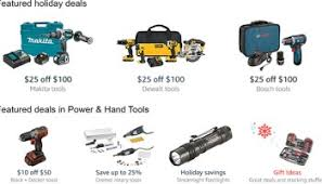 black friday power tools amazon holiday 2016 tool deals