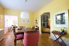 paint color portfolio pale yellow dining rooms apartment therapy