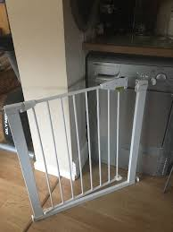Pressure Fit Stair Gate 90cm by Lindam Pressure Fit Ads Buy U0026 Sell Used Find Great Prices