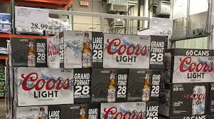 how much is a 30 rack of bud light no more 24 pack of beer at minimum price depquébec