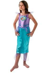 Ariel Clothes For Toddlers Loveheart Ariel Girls Fancy Dress Fairytale Little Mermaid Kids
