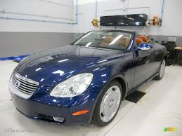 lexus sc430 gold 2002 indigo ink pearl lexus sc 430 40479808 gtcarlot com car