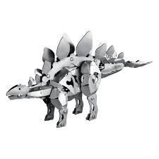 aluminum gifts stegosaurus aluminum dinosaur kit w64029s gifts