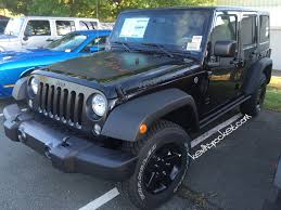 wrangler jeep black 2016 jeep wrangler black bear 2994 u2013 kevinspocket