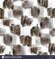 seamless background watercolor black white square chess board