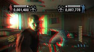 the house of the dead overkill ec gets eye popping and retro 3d