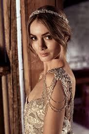 beautifully feminine romantic bridalwear by anna campbell