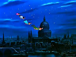 you can fly you can fly video song peter pan