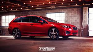 subaru sport hatchback x tomi design subaru impreza sport wagon