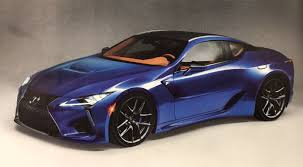 lexus turbo coupe rumor lexus lc f coming in 2019 lexus enthusiast