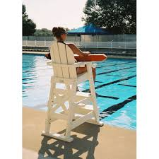 lifeguard chair with front steps 1516