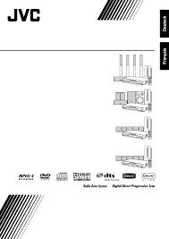 jvc home theater system jvc home theater system th g10 user guide manualsonline com