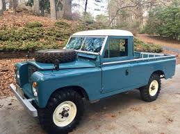 1969 Land Rover Series 2a For Sale 1960703 Hemmings Motor News