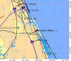 smyrna map smyrna florida fl 32128 32169 profile population